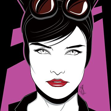 Cat Woman - Nagel Style by supersiblings