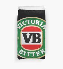 Victoria Biter Beer Duvet Cover