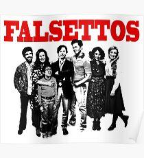 FALSETTOS Poster