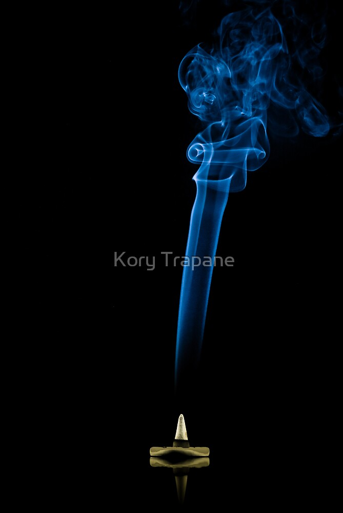 Genie of the Lamp by Kory Trapane