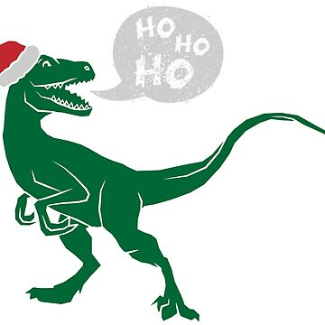 Ho Ho Ho - Merry Raptor-Mas by lbutler0000107