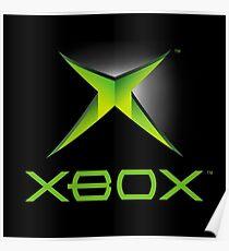 Xbox Original Logo Poster