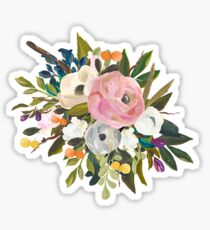 small flowers Sticker