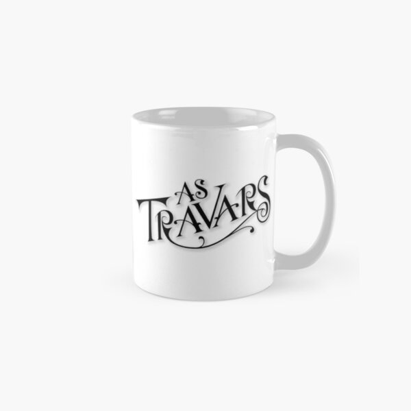As Travars (black) Classic Mug