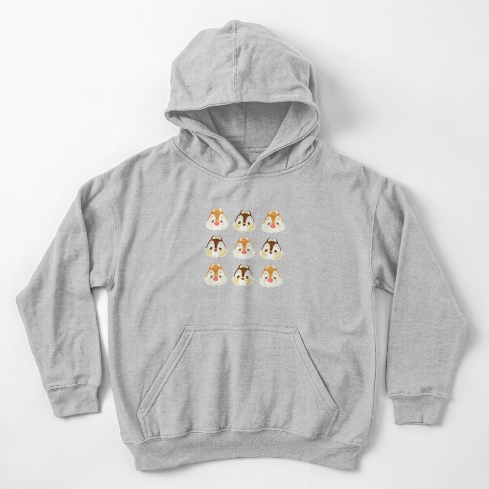 Chip and Dale! Kids Pullover Hoodie