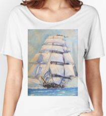 Sailing The Oceans Women's Relaxed Fit T-Shirt