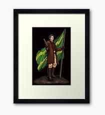 Captain Mal Framed Print