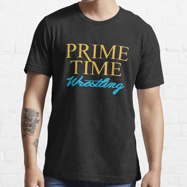 Prime Time Wrestling Essential T-Shirt