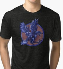 MechRaven House Tri-blend T-Shirt