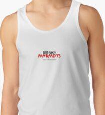 Blood Thirsty Marmots Logo 3 Tank Top