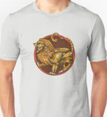 MechLion House Slim Fit T-Shirt