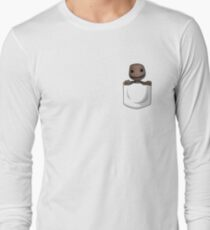 Little Big Planet Pocket Sackboy Long Sleeve T-Shirt
