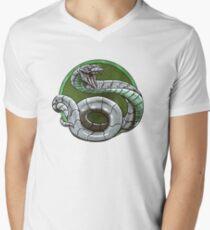 MechSnake House V-Neck T-Shirt