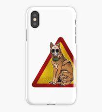 """Chernobyl Wolves"" iPhone Case/Skin"