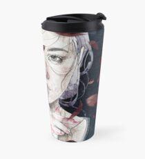 MIRROR by Elenagarnu Travel Mug
