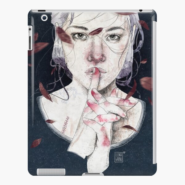 MIRROR by Elenagarnu iPad Snap Case