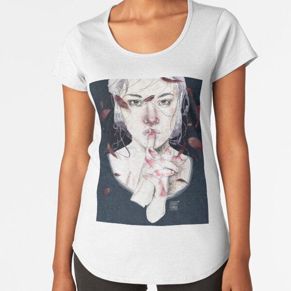 MIRROR by Elenagarnu Premium Scoop T-Shirt
