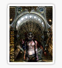 Dean Shock Sticker