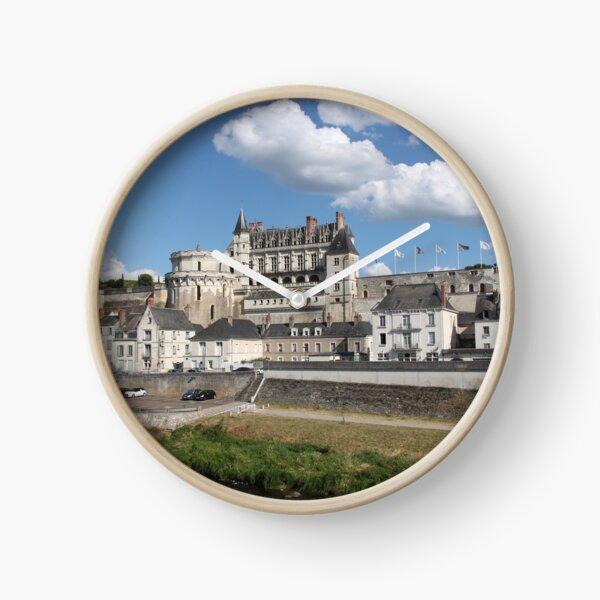 Chateau d'Amboise Clock