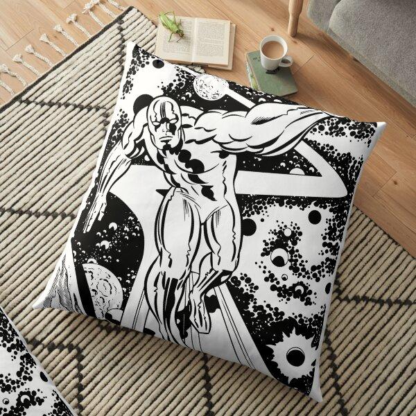 SILVER SURFER Floor Pillow