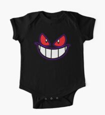 Gengar Monster Purple Pokeball Kids Clothes