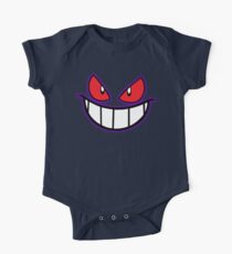 Gengar Monster Purple Pokeball Kids Clothes