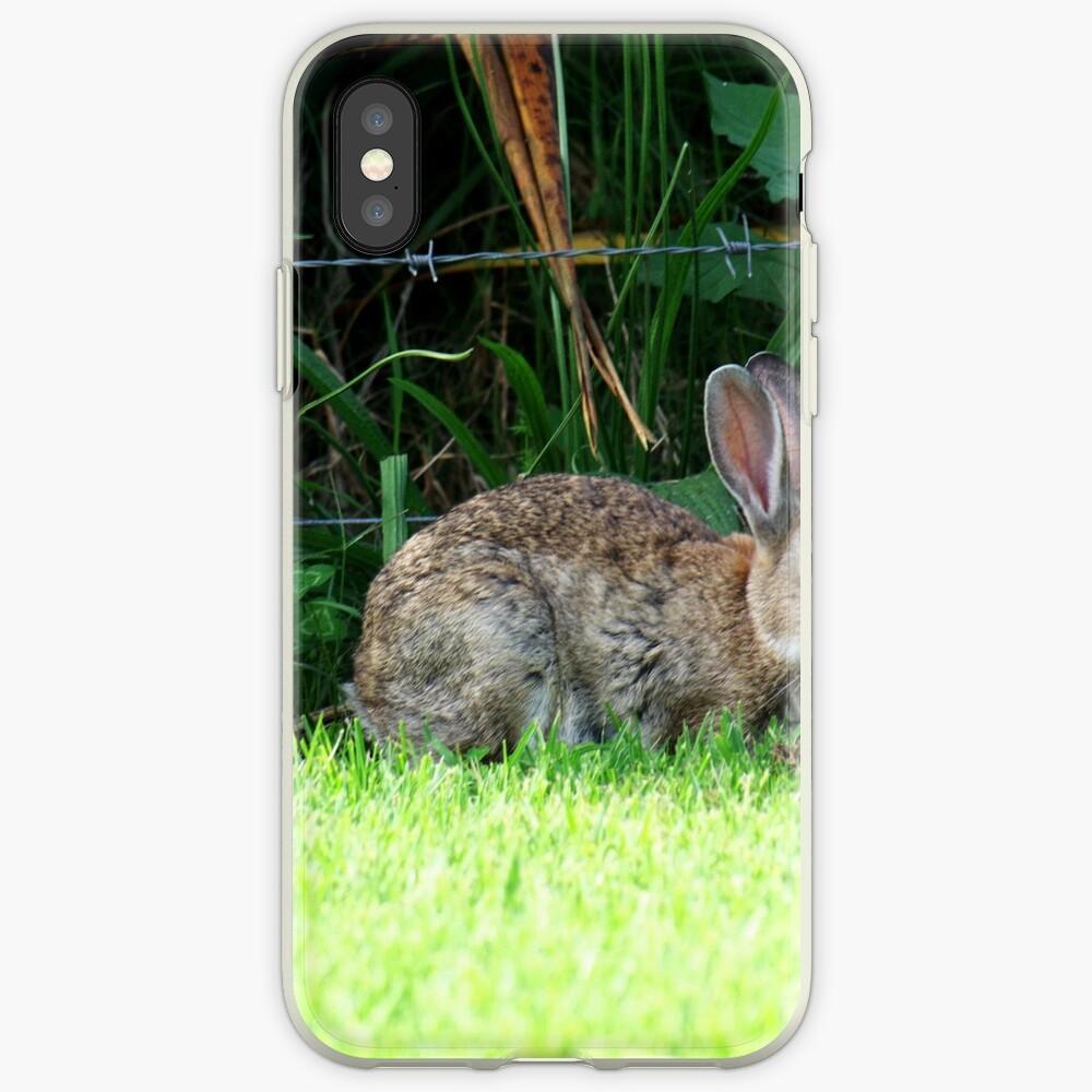 """In den unsterblichen Worten von """"Bugs Bunny"""" ........... """"Was ist los Doc .......? """" iPhone-Hülle & Cover"""