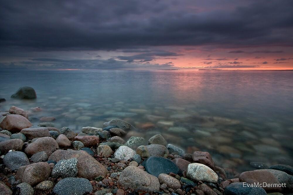 Sunrise St Ann's Bay Cape Breton by EvaMcDermott
