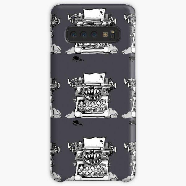 SCHREIBMASCHINE FROM HELL Samsung Galaxy Leichte Hülle