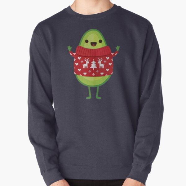 Avo Merry Christmas! Pullover Sweatshirt