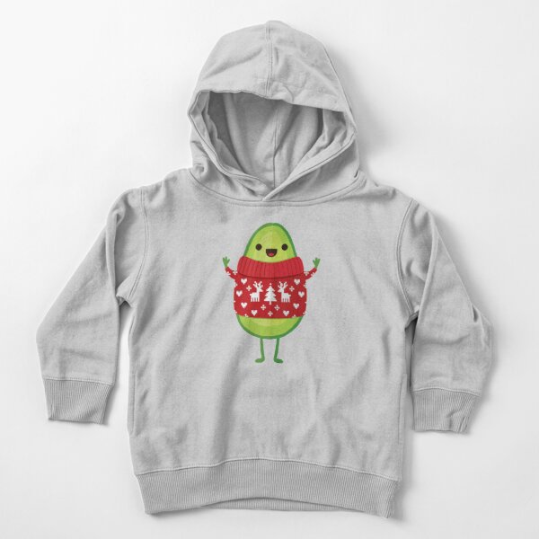 Avo Merry Christmas! Toddler Pullover Hoodie