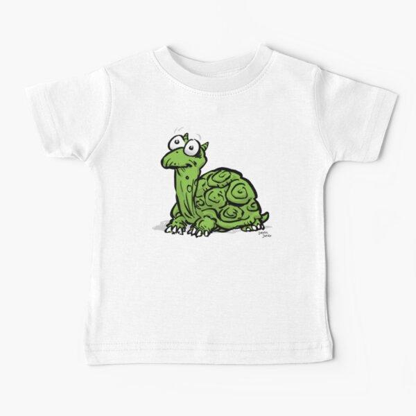 CORNIBUS SCHILDKRÖTE FARBIG Baby T-Shirt
