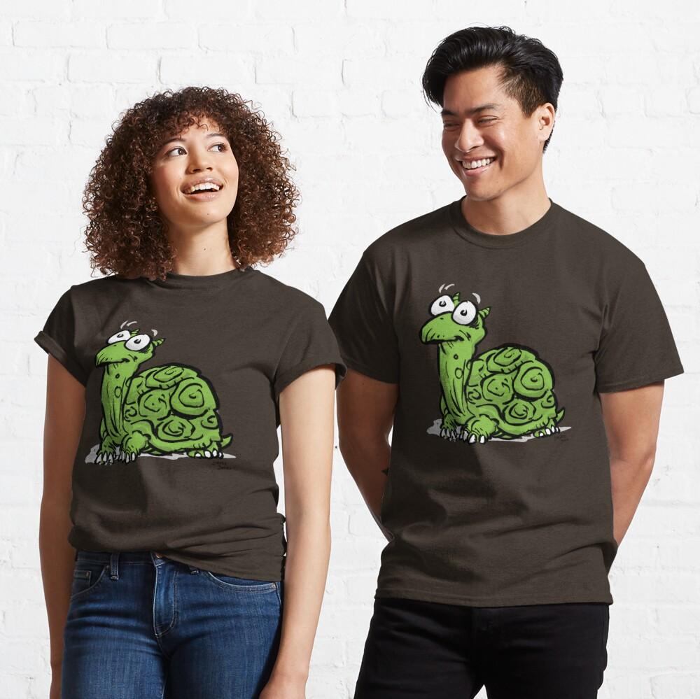 CORNIBUS SCHILDKRÖTE FARBIG Classic T-Shirt