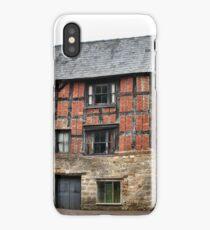 Built in 1718 iPhone Case