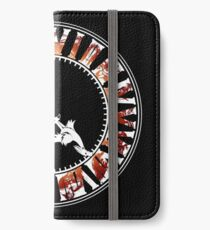 Final Fantasy - Final Hours (red) iPhone Wallet/Case/Skin