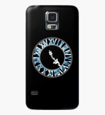 Funda/vinilo para Samsung Galaxy Final Fantasy - Hora final (azul)