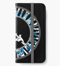 Final Fantasy - Final Hour (blue) iPhone Wallet/Case/Skin