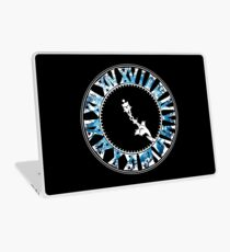 Final Fantasy - Final Hour (blue) Laptop Skin