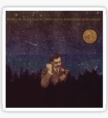 Gregory Alan Isakov - This Empty Northern Hemisphere cover Sticker