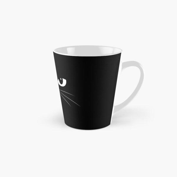 Cute Black Cat Tall Mug