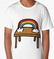 Rainbow Table Long T-Shirt
