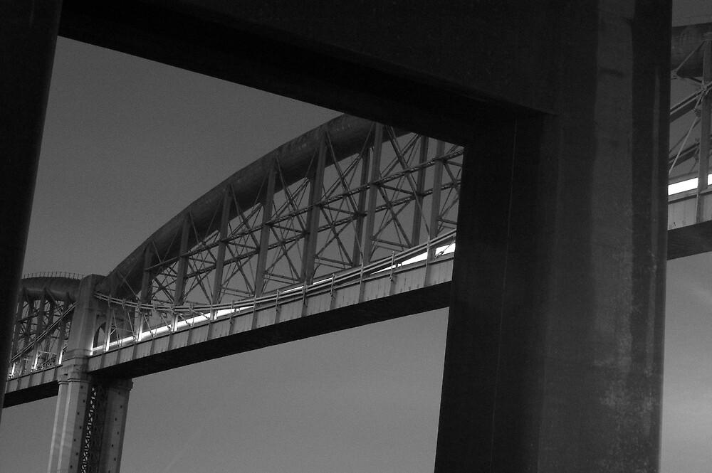 Tamar Bridge by Peter O'Kane
