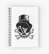 Top John Spiral Notebook