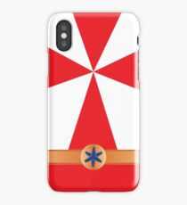 Lightspeed Rescue Red Phone Case iPhone Case/Skin