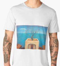 Home by the sea Men's Premium T-Shirt
