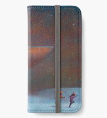 The boat iPhone Wallet/Case/Skin