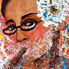 Smoking with specs 5 by amoxes