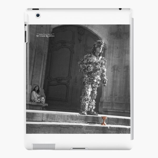 The Silver Vagabond and the Lonely Girl  iPad Snap Case