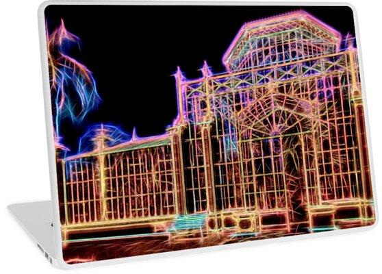 Neon Glasshouse by SusanAdey
