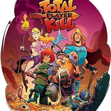 Total Player Kill Splash by lyynx